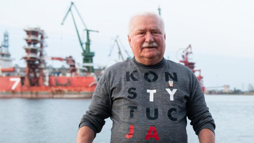 Lech Wałęsa jest wielkim miłośnikiem wędkowania.