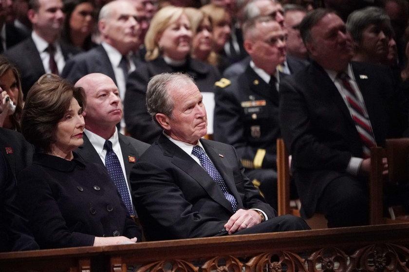 Pogrzeb prezydenta George H. W. Bush