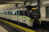 Atina, metro