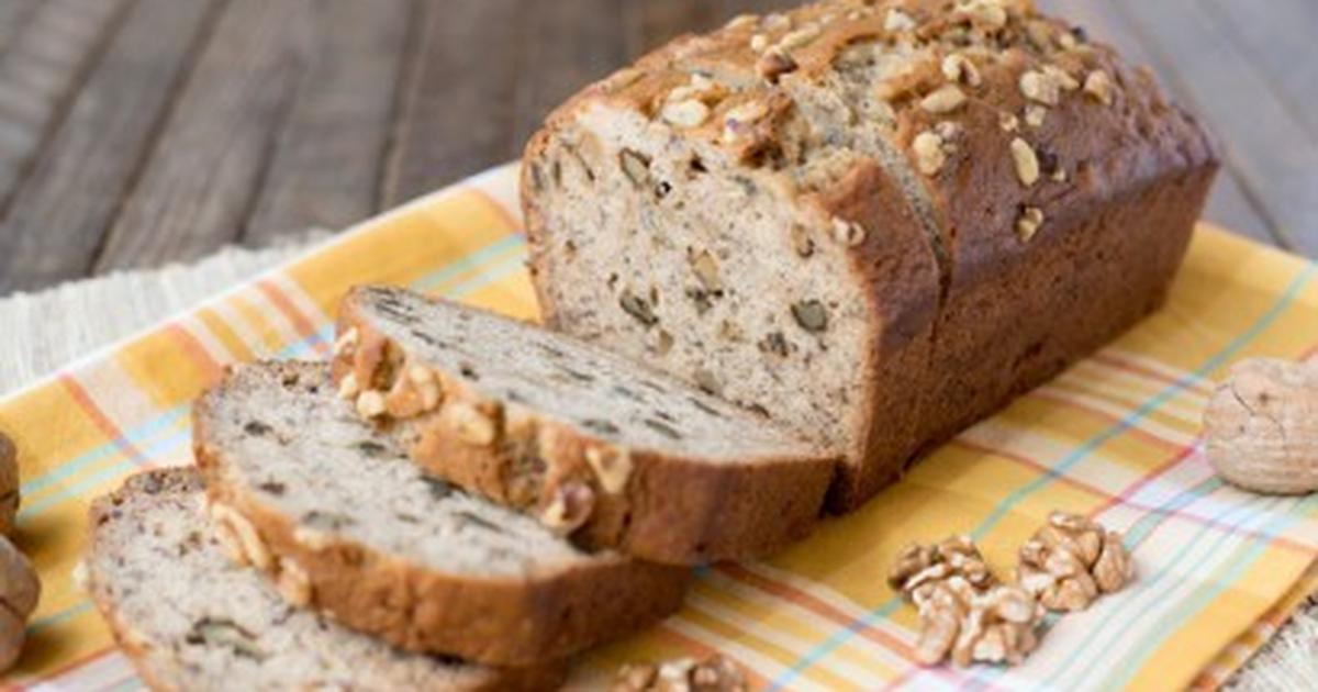 DIY Recipes: How to make Banana nut bread