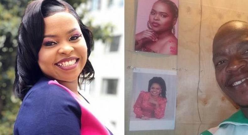 KBC news anchor Purity Museo reports man who has been stalking her for over a year