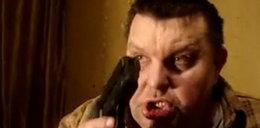Kononowicz ma pistolet glock 19! Grozi, że poleje się krew!
