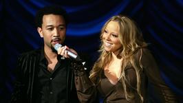 Mariah Carey i John Legend razem