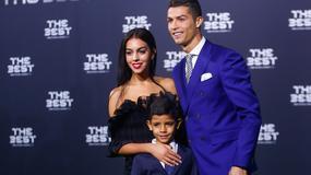 Cristiano Ronaldo pokazał synka. Ależ uroczy!