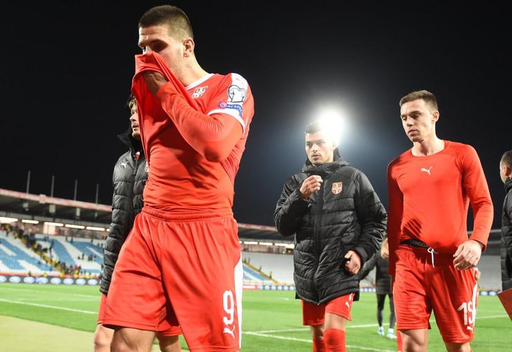 Fudbalska reprezentacija Srbije, Aleksandar Mitrović