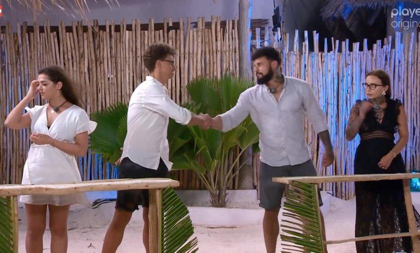 """Kuba i Kasia czy Klaudia i Przemek. Kto pożegnał się z """"Hotelem Paradise""""?"""
