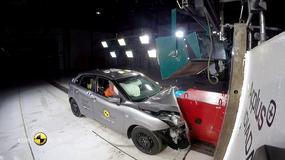 Crash test Suzuki Baleno