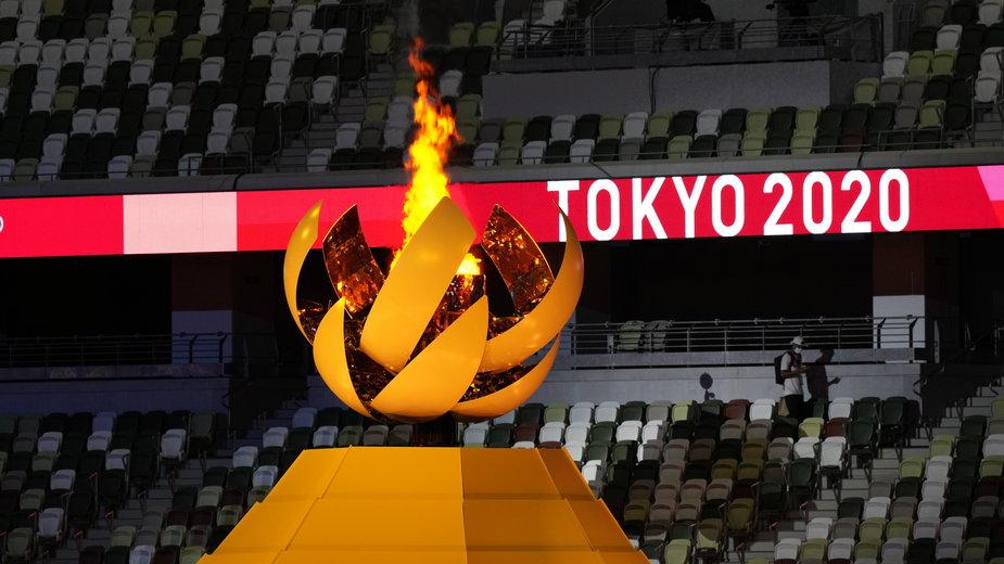 Igrzyska w Tokio. Ceremonia otwarcia