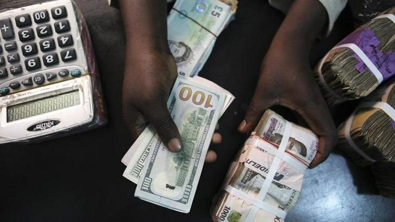 Naira Vs Dollar