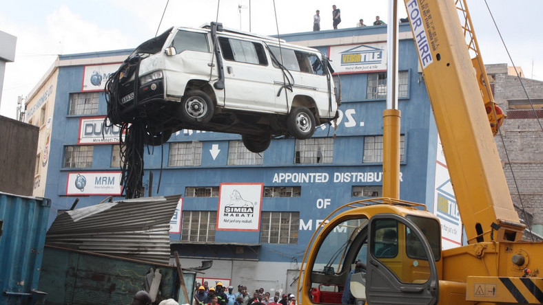 Government now moves to ban importation of used car parts throwing dealers into limbo. (kenyan politics)