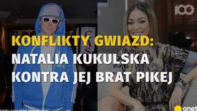 Konflikty gwiazd: Natalia Kukulska kontra jej brat Pikej