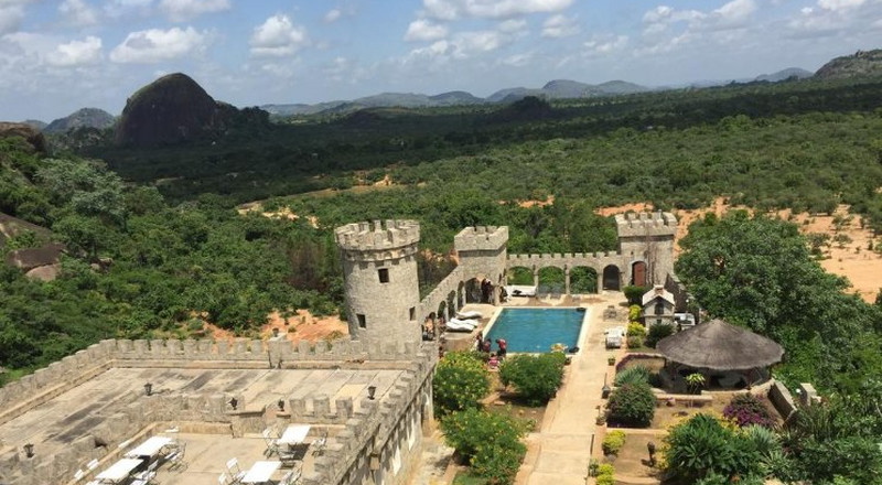 All you need to know about planning a day trip to Kajuru castle