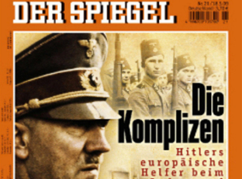 """""""Der Spiegel"""" wini Polaków za Holokaust"""