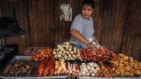 Władze Bangkoku chcą zlikwidować popularne uliczne stoiska z jedzeniem