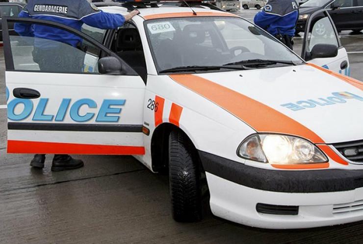 Policija Švajcarska