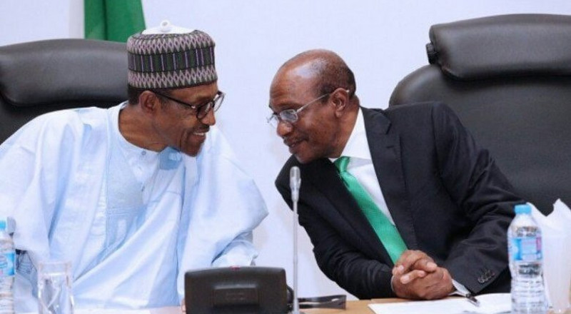 Nigerian president directs CBN to stop providing forex for food importation
