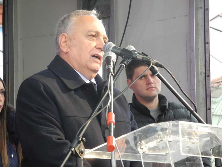 Dušan Teodorović, Saša Janković, Paraćin