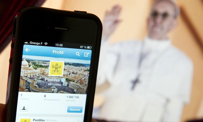 Kościół odkrył Twittera. Nadchodzi ewangelizacja