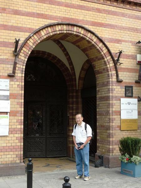 Katsuyoshi Watanabe w Warszawie