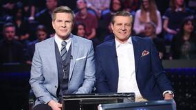 """""""Milionerzy"""": Filip i Zygmunt Chajzer polegli na pytaniu modowym"""