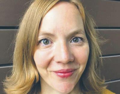 Johanna Nelles członkini GREVIO (Group of Experts on Action against Violence against Women and Domestic Violence), ciała monitorującego wdrażanie konwencji stambulskiej w Radzie Europy. W tym tygodniu odwiedziła Polskę  fot. materiały prasowe