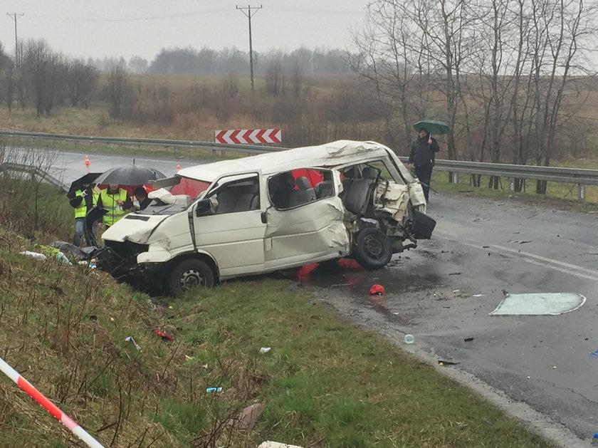 Wypadek piłkarzy w Weryni