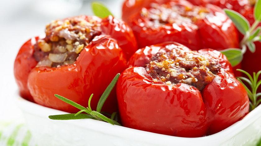 Apetyt na faszerowane warzywa - najlepsze przepisy