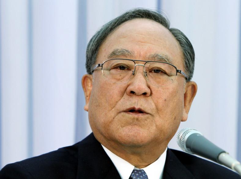 Fujio Mitarai, prezes Canon.