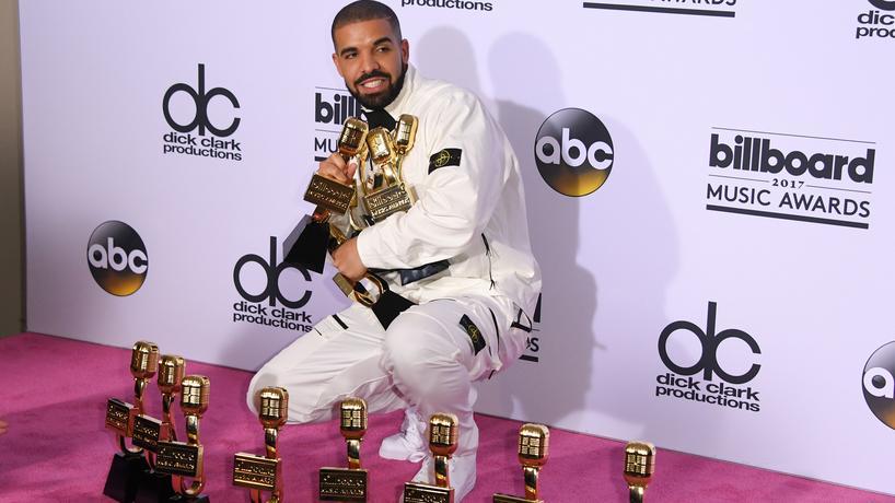 Billboard Music Awards 2017 - Drake