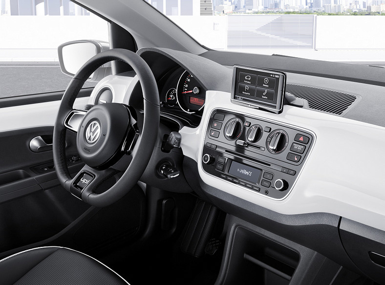 Oto up! - najmniejszy Volkswagen