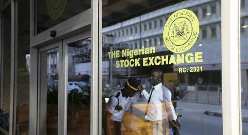 The market closed negative with 19 laggards against 17 gainers [Reuters/Akintunde Akinleye]