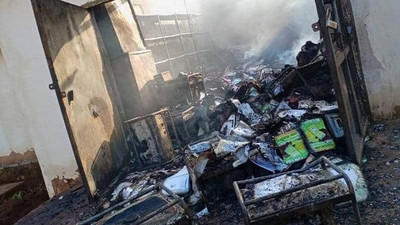 INEC is seriously worried about numerous office fire incidents