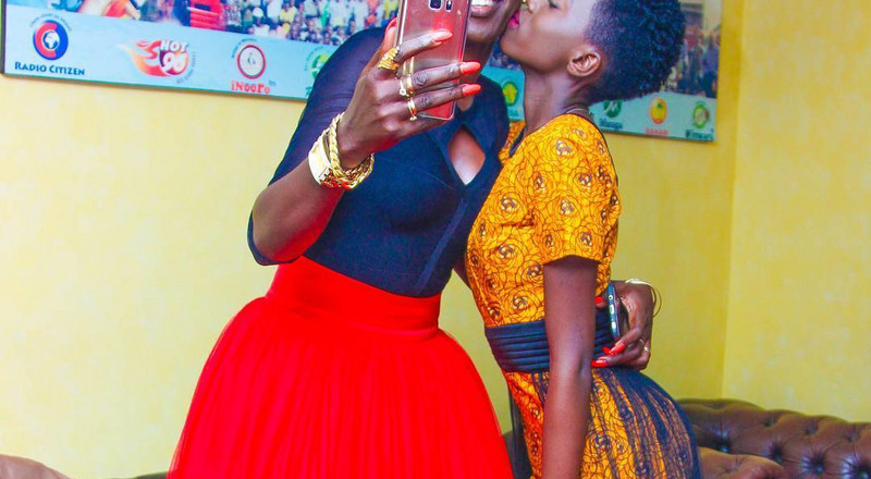 Why I call my mum a b**ch - Akothee's daughter