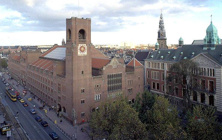 Amsterdam Wikipedia Eriksw