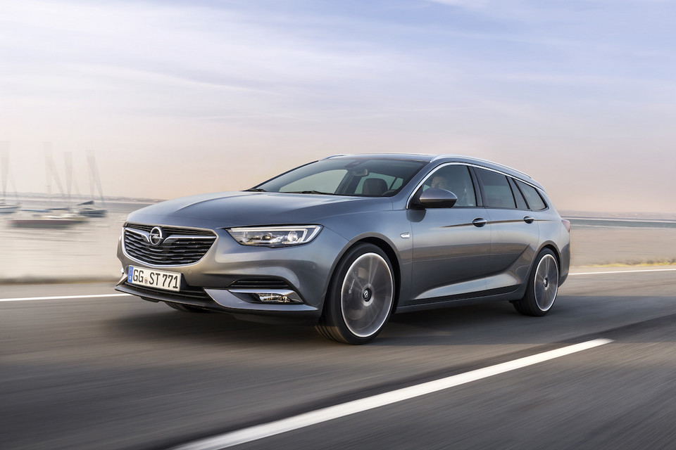 Opel Insignia Sports Tourer