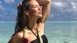 Kinga Rusin: w czasie drugiej ciąży przytyłam 32 kilo!