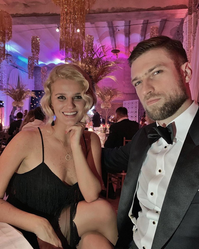Zofia Zborowska i Andrzej Wrona