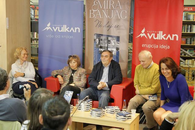 Renata Ulmanski, Mira Banjac, Radoslav Zelenović, Vasa Pavković i Tatjana Nježić