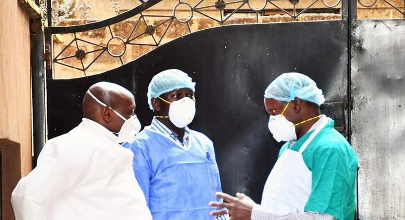 16 new cases of Coronavirus, total stands at 336 - Ministry of Health, Kenya