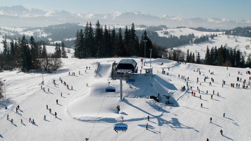 Gdzie na narty w sezonie 2014/2015 w Polsce: Białka Tatrzańska