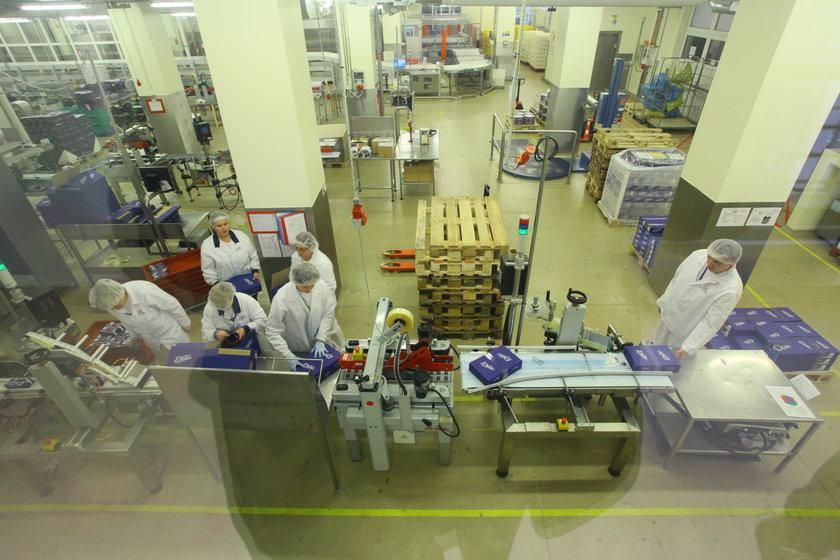 Wizyta w Fabryce Czekolady E.Wedel