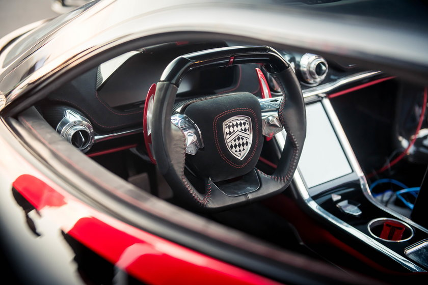 Tak wygląda najszybszy samochód świata