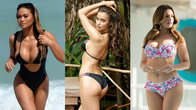 TOP 10: najgorętsze eks-dziewczyny w bikini