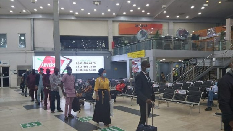 FAAN commends passengers' compliance with COVID-19 prevention protocols. [newsverge]