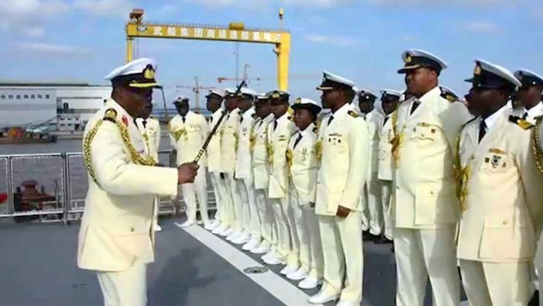 Recruitment: Navy releases list of successful candidates for