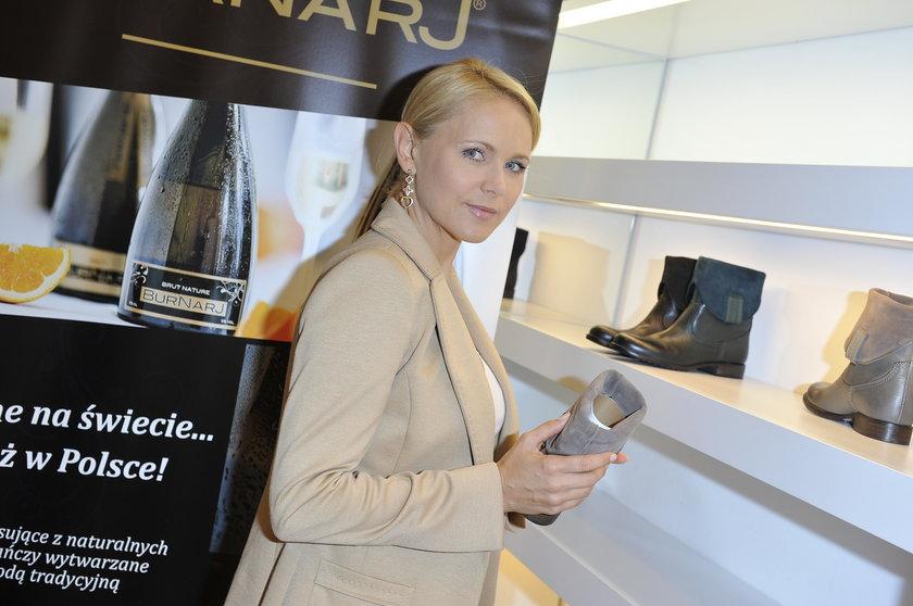 Anna Samusionek w salonie Nessi
