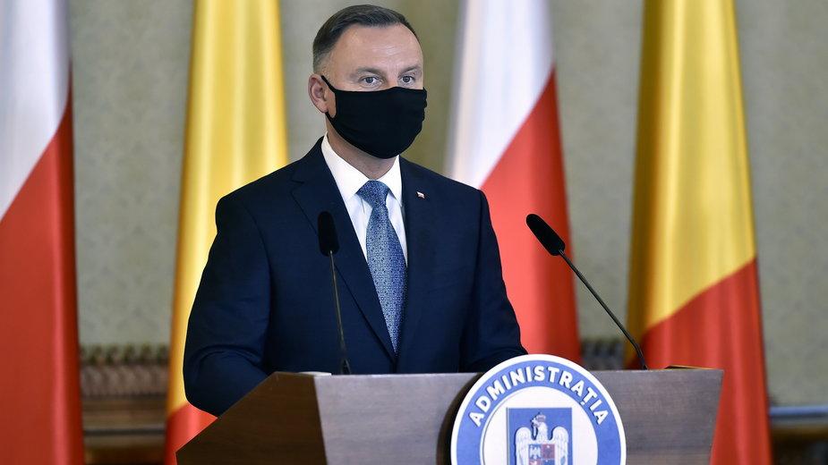Szczyt Bukareszteńskiej Dziewiątki. Andrzej Duda: znów było słychać głos jedności