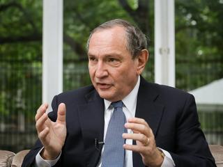Prezes Geopolitical Futures George Friedman