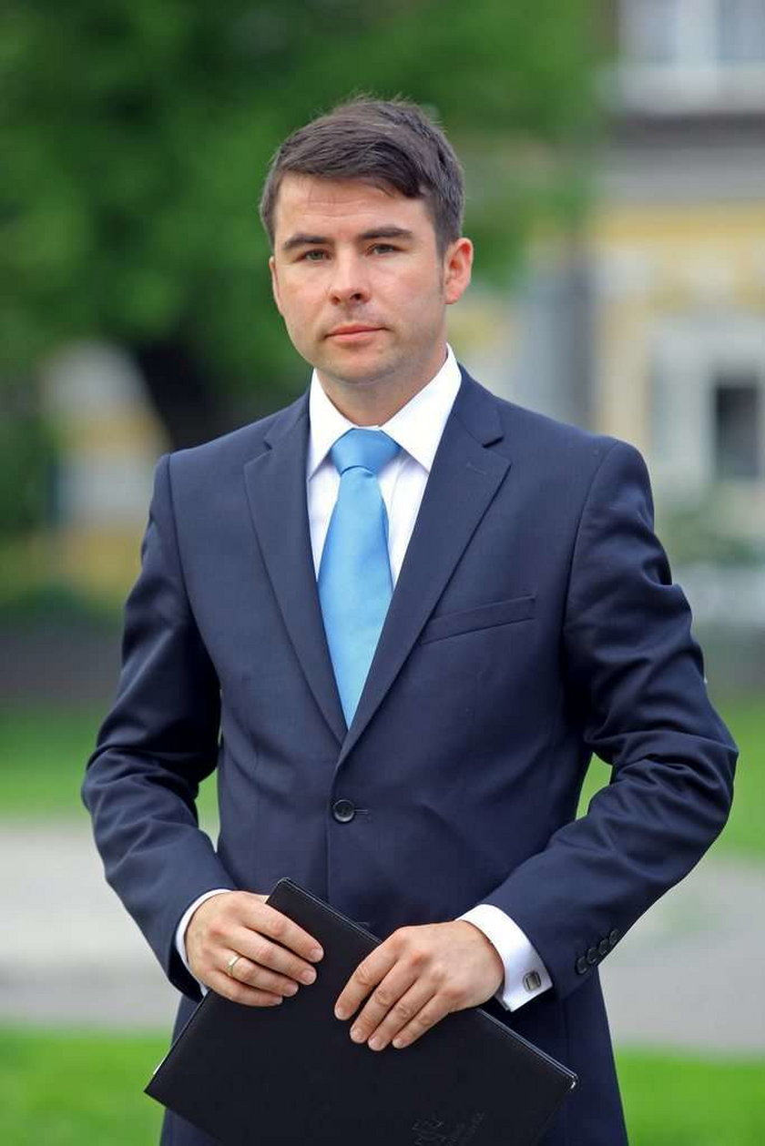 Krzysztof Karaś, rzecznik UM w Chorzowie