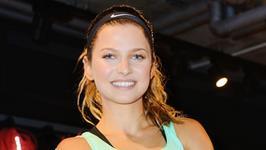 Anna Lewandowska wciąż aktywna